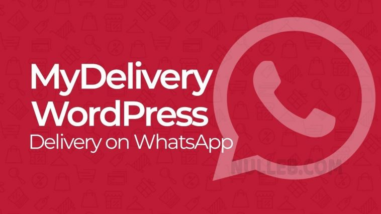 MyDelivery WordPress - Delivery on WhatsApp