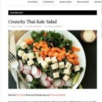 Daily dish pro theme review: The best food blog theme
