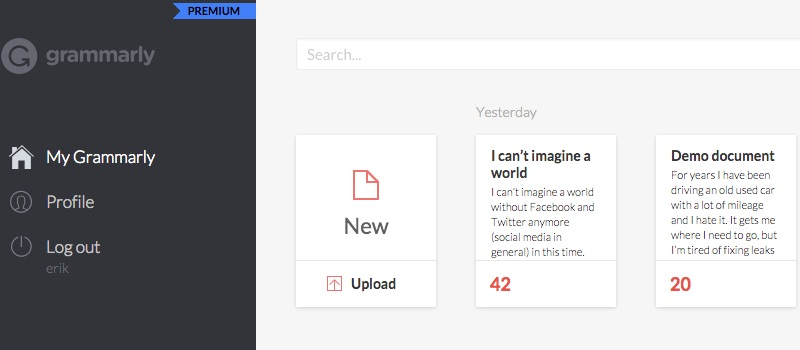 grammarly-dashboard