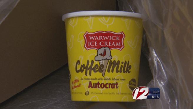 warwick ice cream coffee milk ice cream_196935