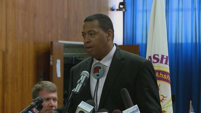 Mashpee Wampanoag Tribal Council Chairman Cedric Cromwell_211460