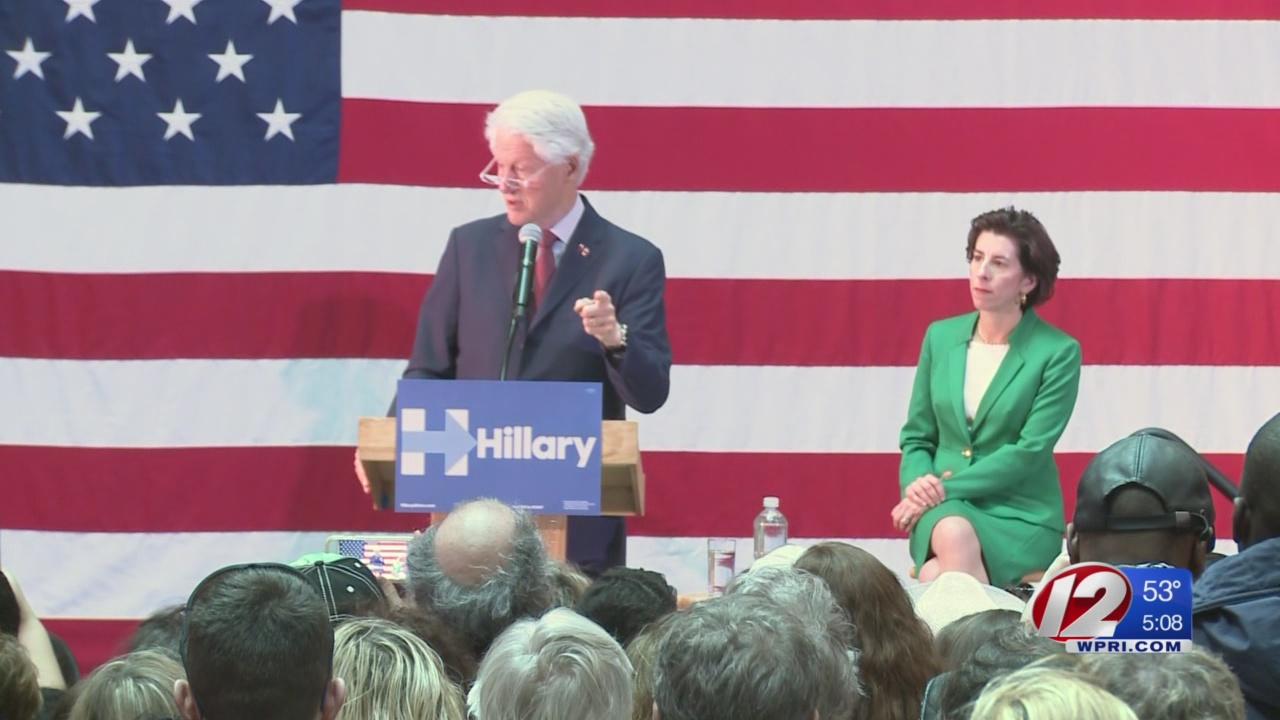Bill Clinton Gina Raimondo 4-14-2016_289643