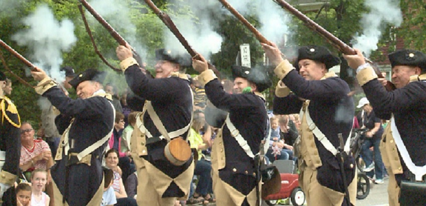 RI celebrates 51st Gaspee Days Parade_315529