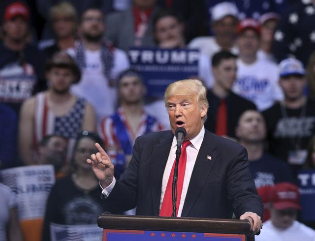 Donald Trump in Wilkes-Barre, Pa._316574