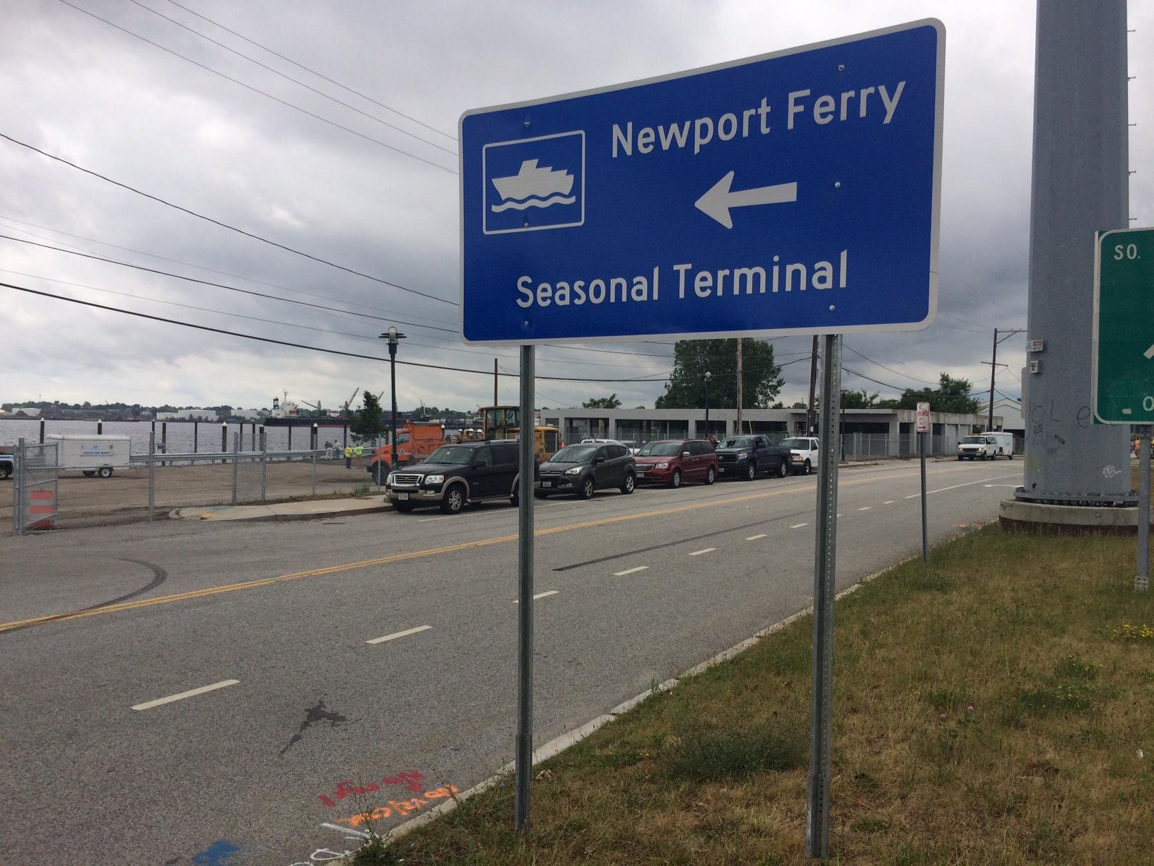 newport ferry madeleine_323749