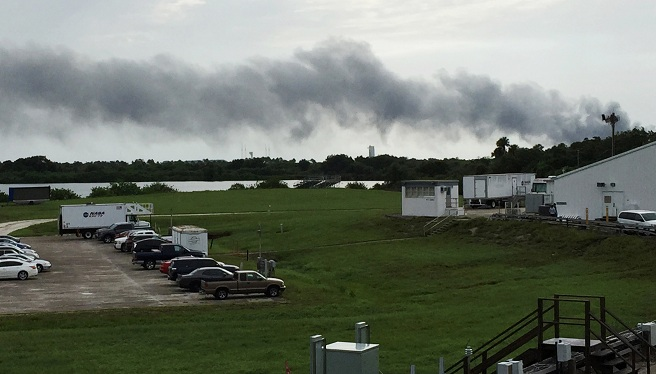 SpaceX Explosion_351571