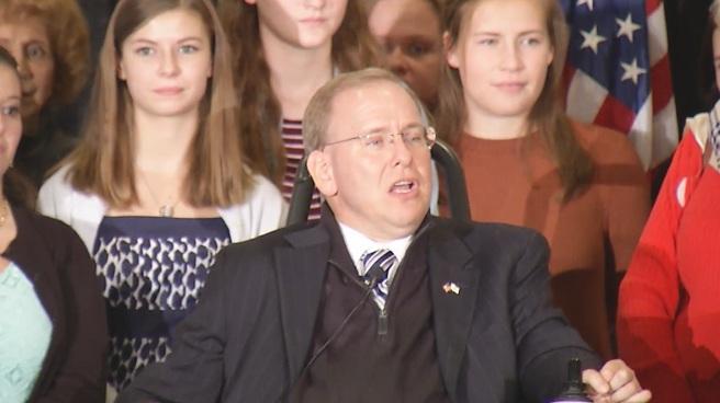 Congressman Jim Langevin wins re-election_381239
