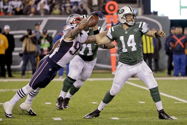 APTOPIX Patriots Jets Football_388395