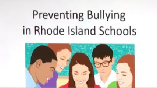 RI kids' advocacy organization pushing to prevent bullying