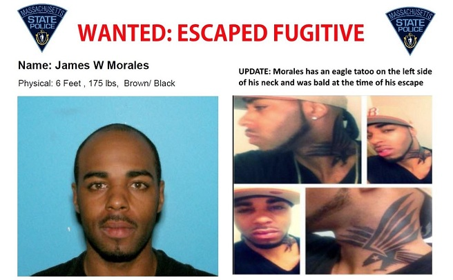 Escaped fugitive James Walker Morales_401517