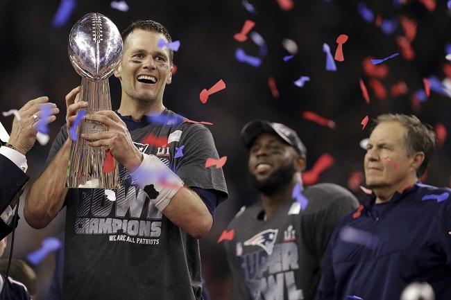 Tom Brady, Bill Belichick_418301