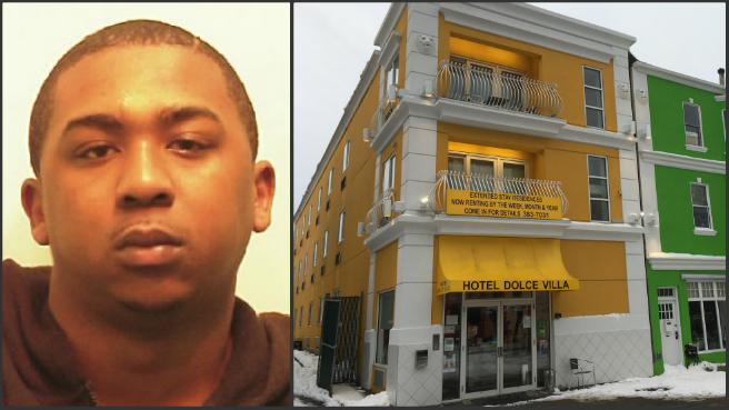 Federal Hill hotel robbery suspect_415197