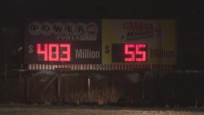 Powerball jackpot $403 million_428904
