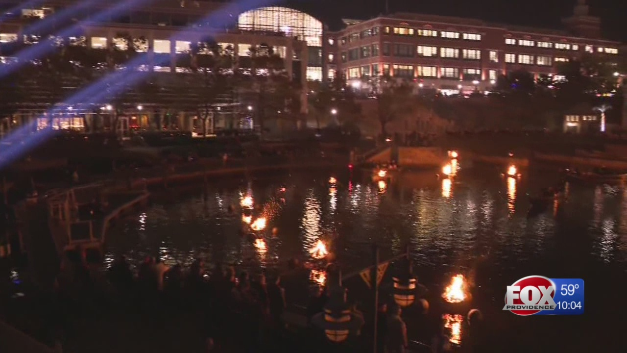 Security measures in place for waterfire