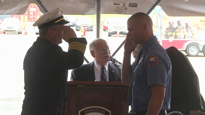 RI Fire Training Academy graduation_485571
