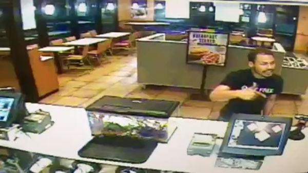 Smithfield Taco Bell suspect_515400