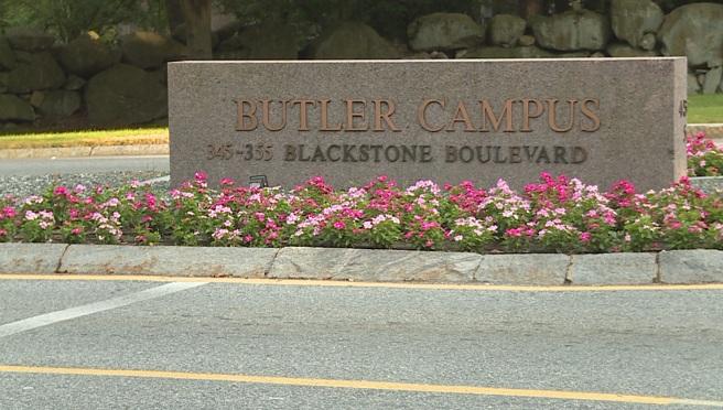 Butler Hospital sign_530071
