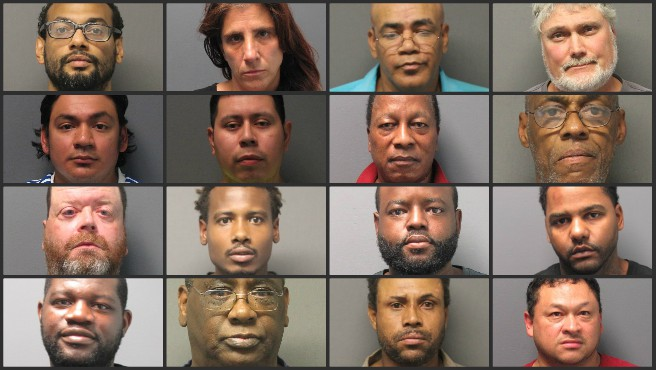 Busted in Southern New England: Sept  2017 Mugshots – WPRI com