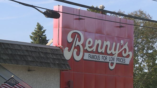 2 more Benny's stores closing on Monday, leaving only 3