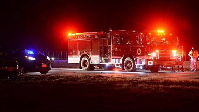 Pedestrian struck and killed on Route 24 in Bridgewater