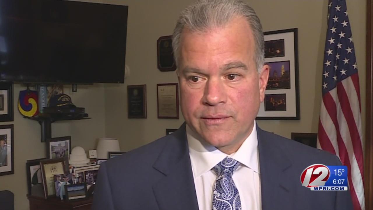 Mattiello calls closed-door caucus of House Dems to talk PawSox