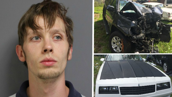 Man indicted, accused of causing accident leaving a tavern