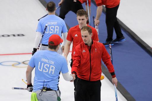 Pyeongchang Olympics Curling Men_650386