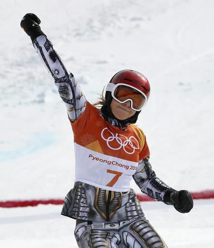Pyeongchang Olympics Snowboard Women_650469