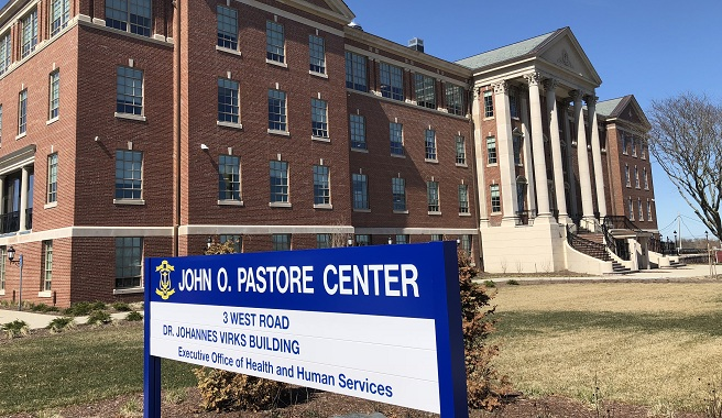 RI Executive Office of Health and Human Services John O. Pastore Center