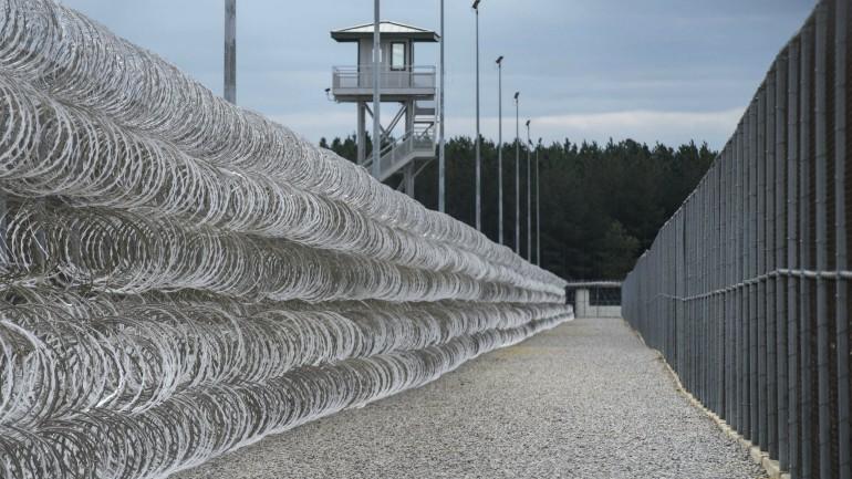 south carolina prison