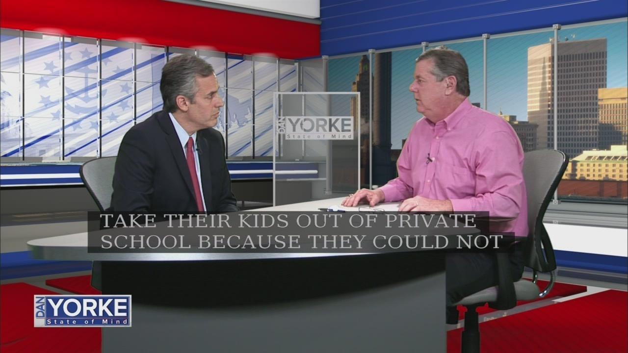 8/24: Gubernatorial Candidate Matt Brown talks primary race on State of Mind