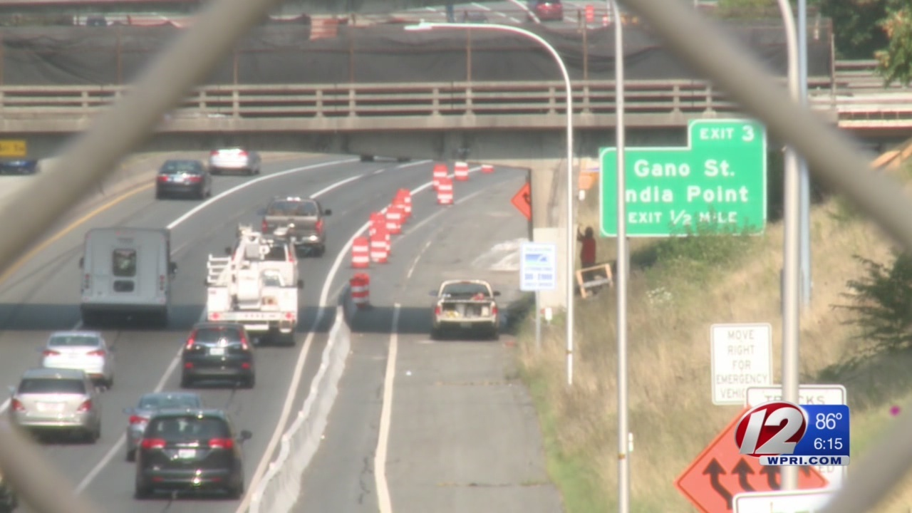Pinpoint Traffic Blog: Gano St  Exit Closing Until Fall 2019