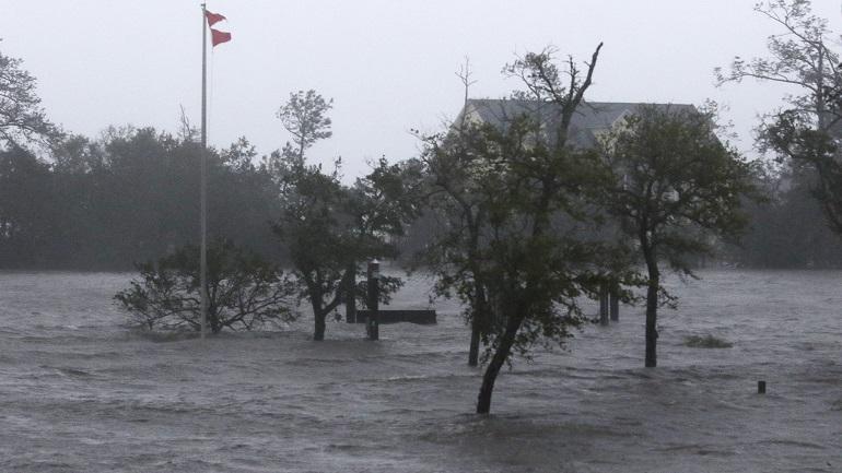 APTOPIX Tropical Weather North Carolina_1536943830369