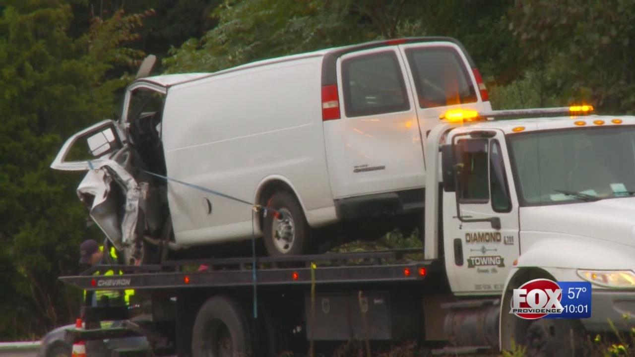 Mass  man, 72, dies after I-195 crash
