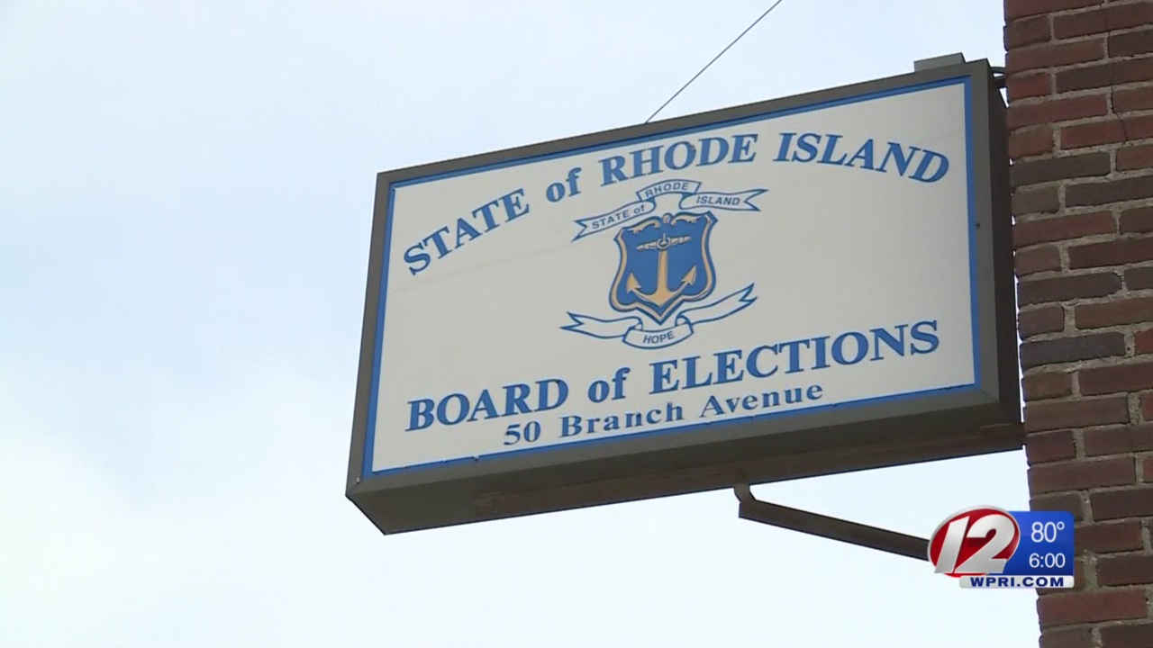 RI Board of Elections HQ