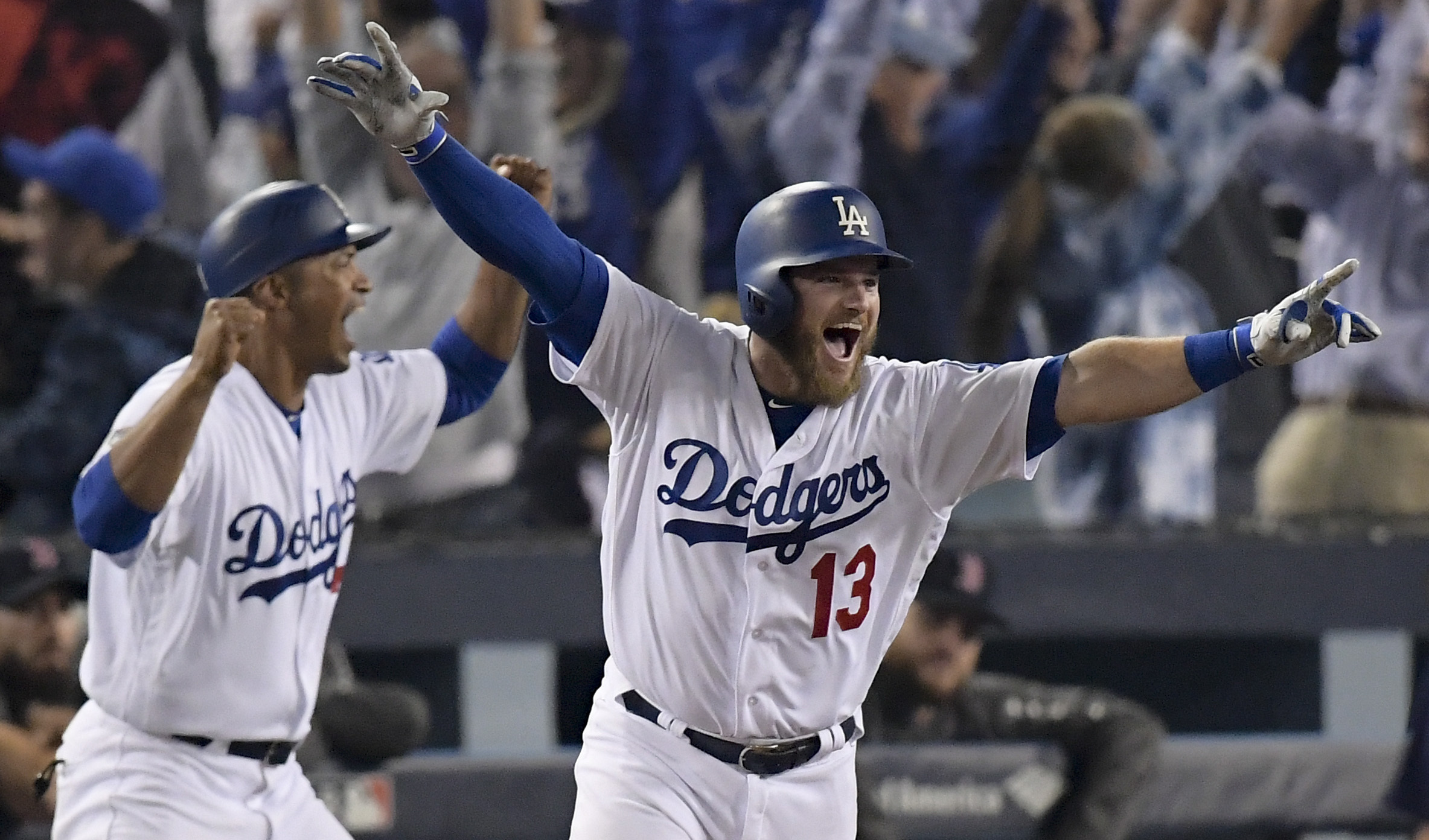 APTOPIX World Series Red Sox Dodgers Baseball_1540647230028