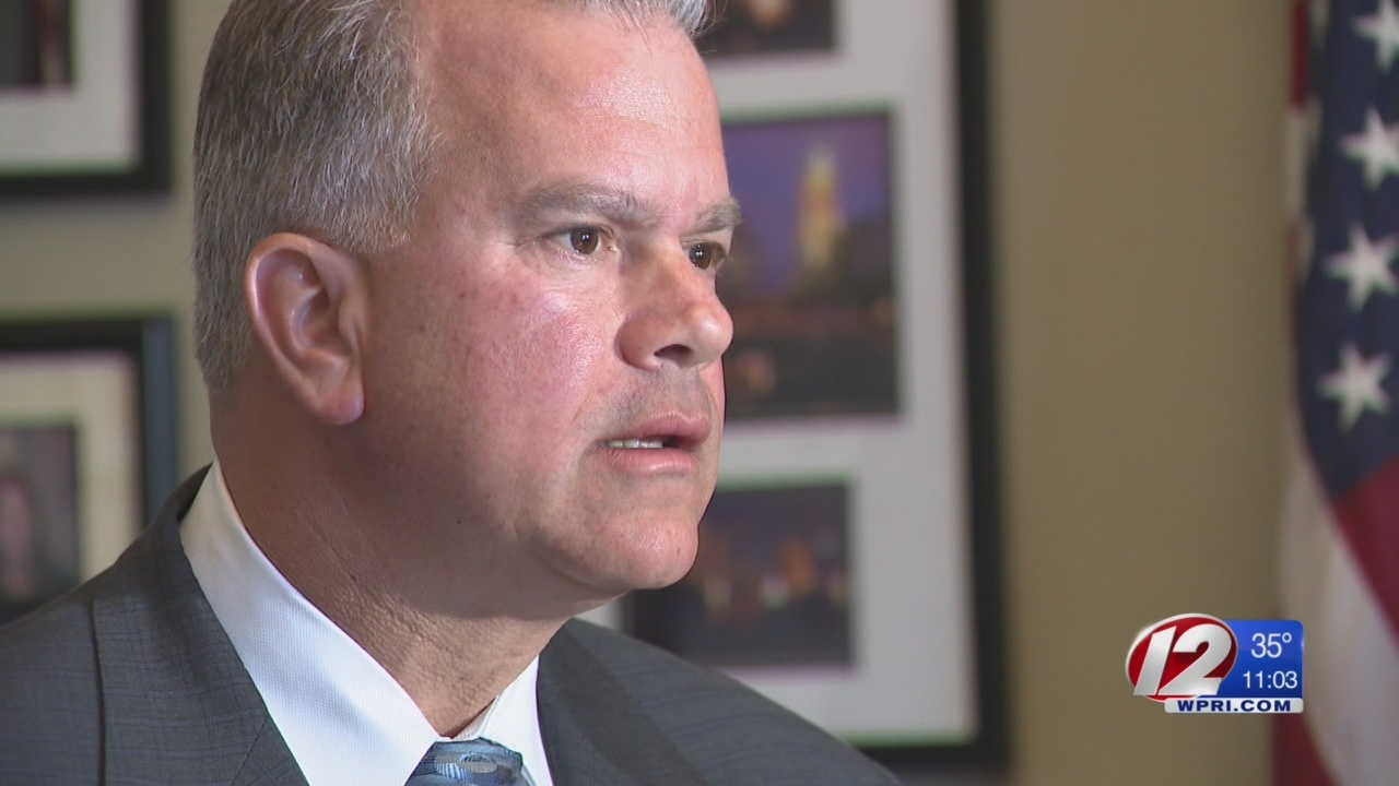 Mattiello defends handling of sexual-harassment allegation against Keable