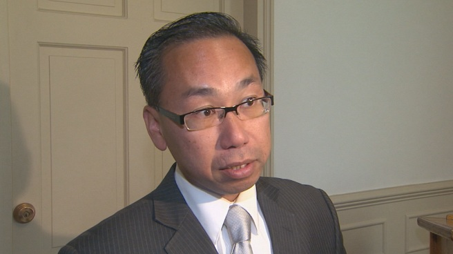 Cranston Mayor Allan Fung responds to no confidence vote_204192