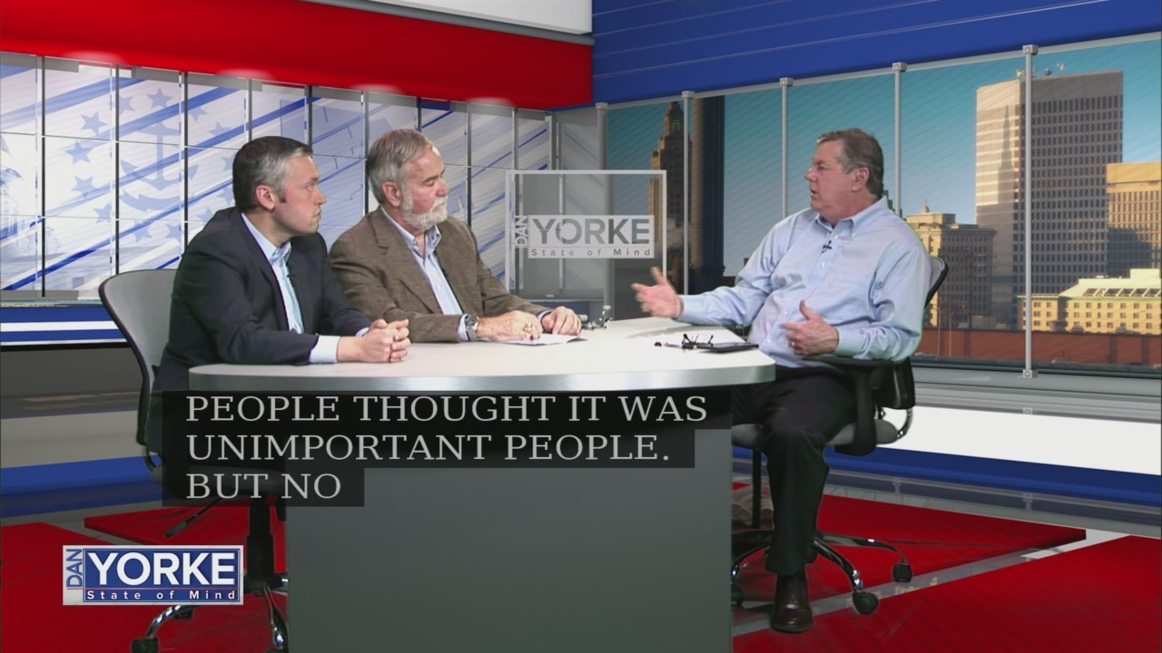 11/7: Ted Nesi and Joe Fleming break down the election results on State of Mind