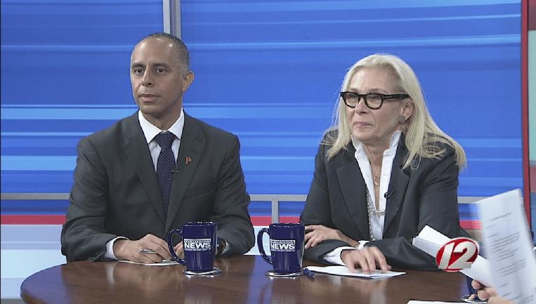 Elorza, Witman tackle pensions, guns in final Providence mayoral debate