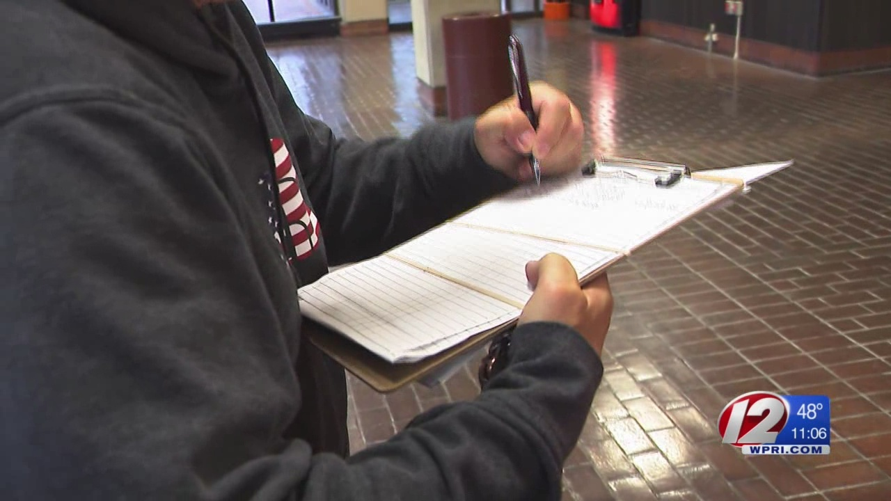 Group Petitioning for Recall Election in Fall River