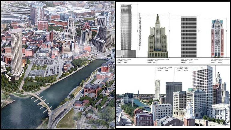 Hope Point Tower heads to Elorza's desk after winning City Council support