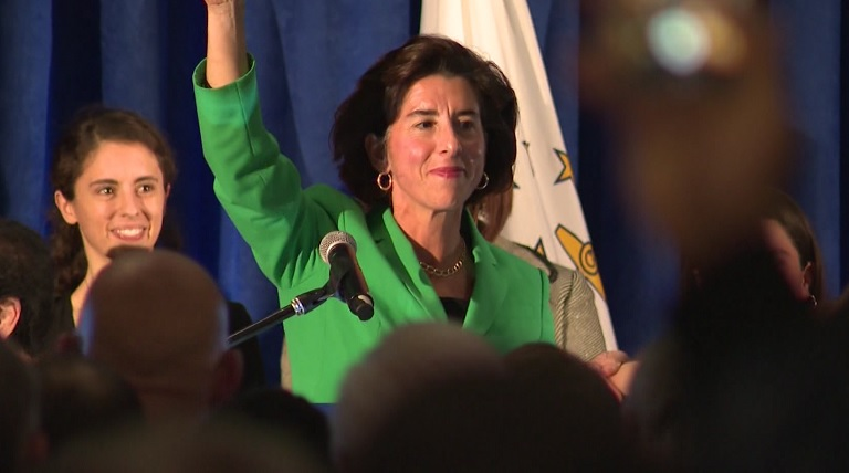 Democrats get back to work after big night in RI