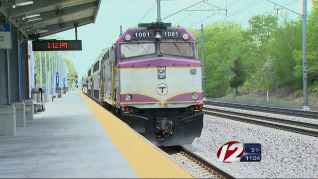 Ground broken on Pawtucket-Central Falls commuter rail, bus hub