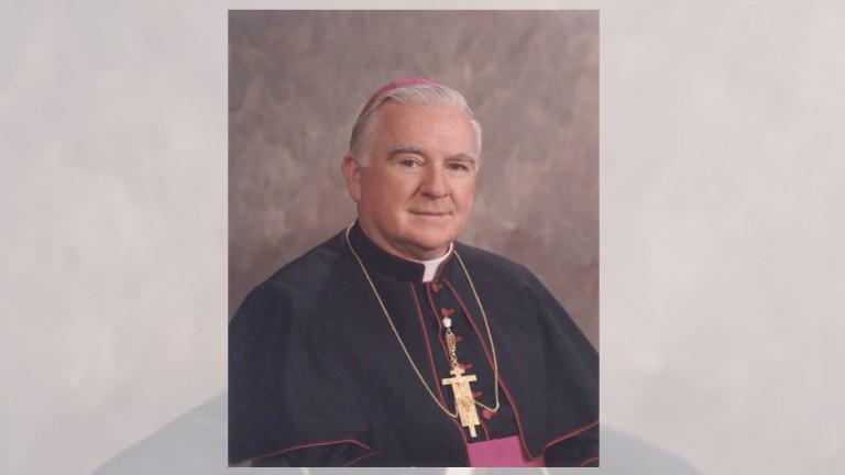Retired Bishop Robert Mulvee dies at 88