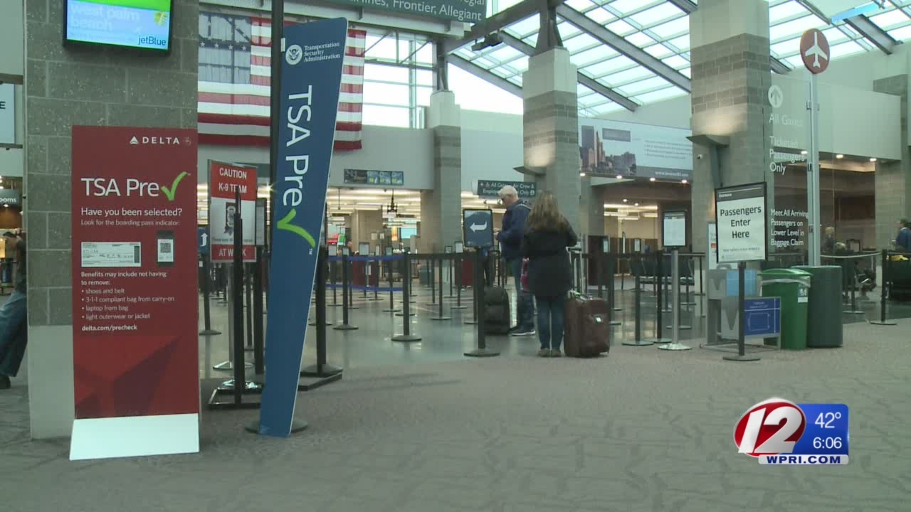 Govt. shutdown concerns growing at T.F. Green's TSA, air traffic control