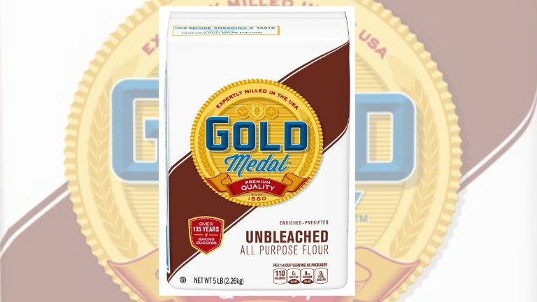 General Mills Gold Medal Flour recall