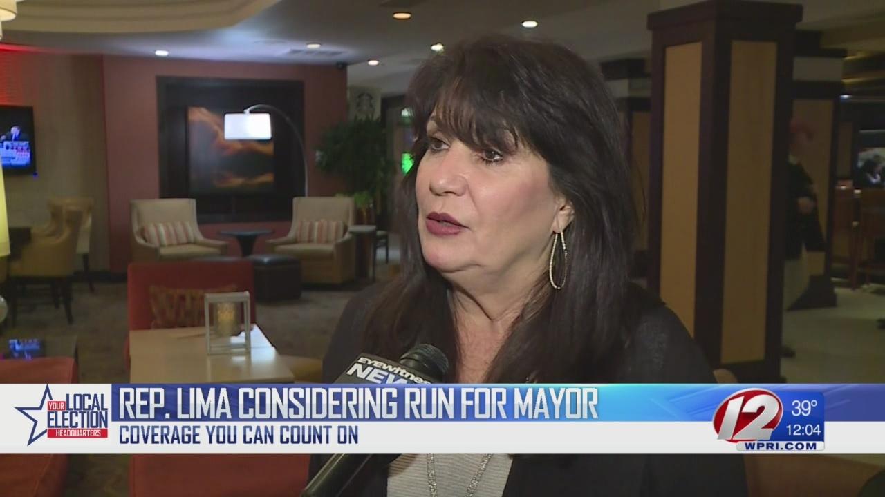 Deputy House Speaker May Run for Cranston Mayor