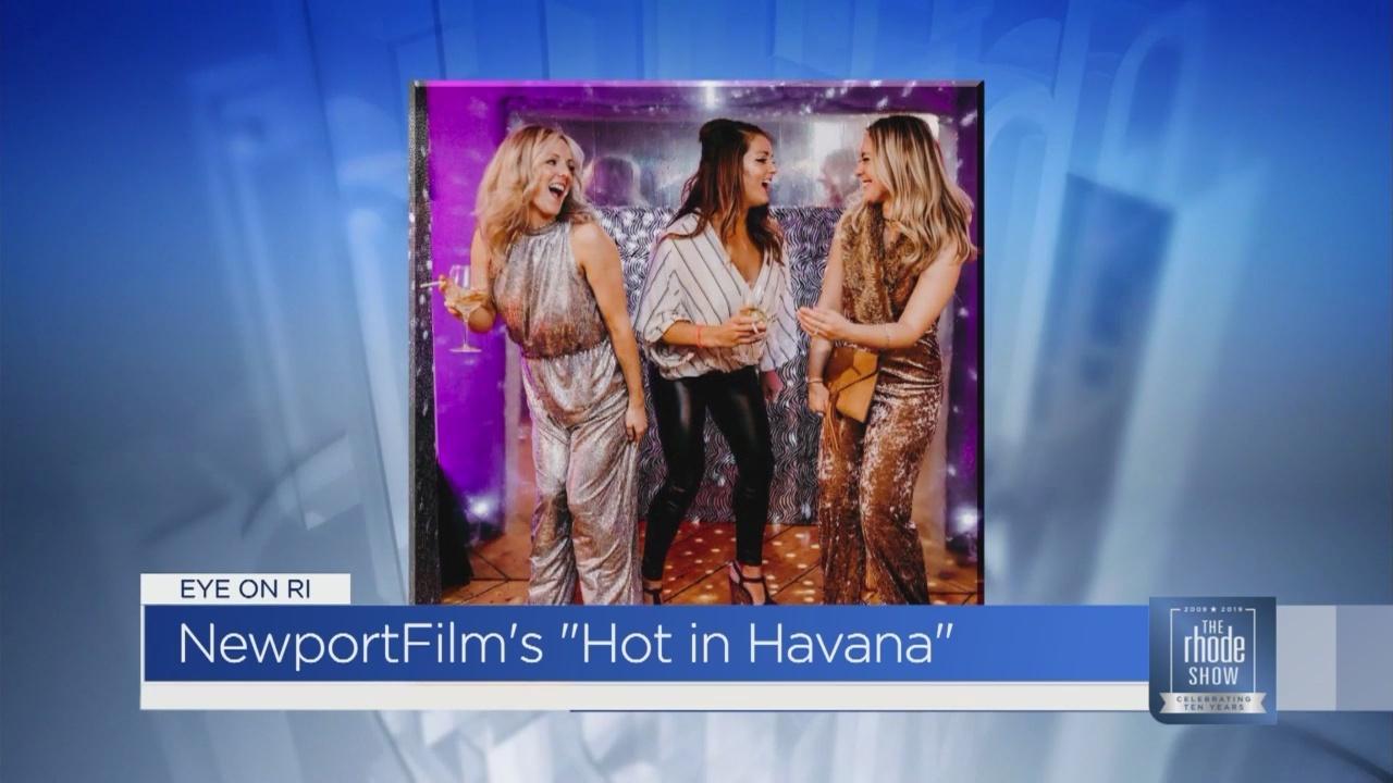 "Eye on RI: warm up with a night ""Hot in Havana"""