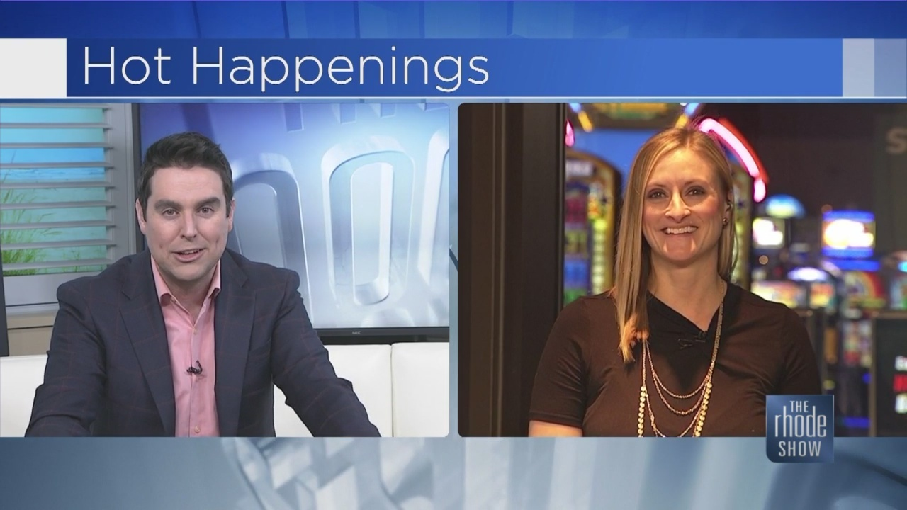 February's Hot Happenings at Twin River Casino